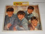 Beatles RARE 1960s Portrait UNOPENED in Original Sealed Package