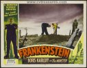 Frankenstein Movie Poster Lobby Card Vintage 1951