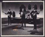 Beatles Original RARE Vintage Photo Scottish TV, 1963