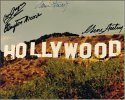 Roy Rogers, Clayton Moore,Gene Autry,James Stewart SIGNED