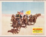 Rio Grande Original Vintage Lobby Card Movie Poster John Wayne
