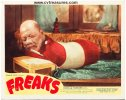 "Freaks Vintage Movie Poster Lobby Card 1949 ""Torso Man"""