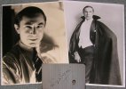Bela Lugosi Autograph Vintage Pen Signature NOT inscribed