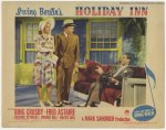 Holiday Inn Vintage Lobby Card Movie Poster Crosby Astaire 1942