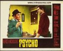 Alfred Hitchcock's Psycho Lobby Card movie poster 1960 -2