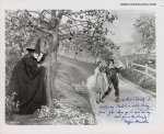 Margaret Hamilton, Witch of OZ Signed Autographed Photo 3