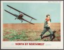 Alfred Hitchcock's North by Northwest, Cary Grant, Lobby card