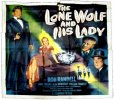 The Lone Wolf and His Lady, 1949, Ron Randell, Six Sheet