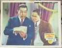 "Charlie Chan ""At the Olympics"", 1937 Warner Oland lobby card"