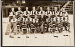 Boston Bruins RARE Original Vintage Autographed Photo