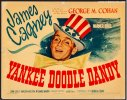 Yankee Doodle Dandy Vintage Title Card Movie Poster JAMES CAGNEY
