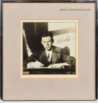 Charles Lindbergh Rare Authentic Signed Autographed Photo