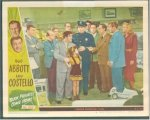 Abbott & Costello Buck Privates Come Home - lobby card - 1947