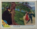 Wizard of OZ Vintage Movie Poster Lobby Lobby Card, RARE Witch