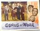 Genius At Work, 1946 Bela Lugosi Classic Lobby Card