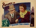 """The Shadow of Silk Lennox"", Lon Chaney Jr 1935 Original Lobby"