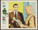 James Bond - Dr No, vintage Lobby Card close up general