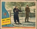 Hit the Ice Vintage Movie Poster Lobby Card Abbott Costello 1