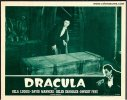 Dracula original vintage lobby card movie poster Bela Lugosi '47