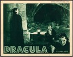 Dracula Original Horror Lobby Card Movie Poster Bela Lugosi