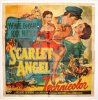 Scarlet Angel, 1952, Yvonne DeCarlo, Six Sheet