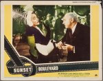 Sunset Boulevard Original Vintage Lobby Card Movie Poster