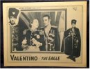 The Eagle, 1925 Rudolph Valentino Original vintage lobby card