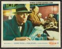 Alfred Hitchcock's The Wrong Man Vintage Lobby Card - Cameo Shot