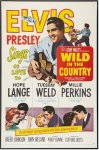 Wild in the Country, Elvis vintage one sheet movie poster 1961