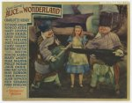 Alice in Wonderland Original Vintage Movie Poster Lobby Card