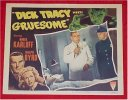 Dick Tracy Meets Gruesome, 1947 Boris Karloff Classic Lobby Card