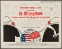 Dr. Strangelove Vintage Half Sheet movie poster Petetr Sellers