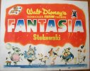 Disney Fantasia Vintage Movie Poster Title Lobby Card