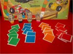 RARE Munsters DRAG RACE GAME 1965