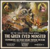Green Eyed Monster AMAZING Six Sheet ! Must See!, 1919