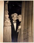 Bing Crosby Autographed 8x10 Photo 1949