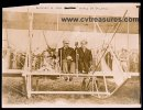 THEODORE ROOSEVELT 1st PRESIDENT to FLY on a PLANE Photo!