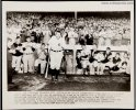 Babe Ruth Original Vintage Baseball Type I Photo 1948