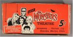 Munsters Leaf gum pack box, 1964