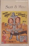 Abbott and Costello Meet the Mummy Window Card Movie Poster