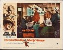 Man Who Shot Liberty Valance Lobby Card John Wayne Stewart 3