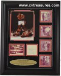 Muhammad Ali Genuine Autograph with Candid Polaroid snapshots