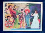 Abbott & Costello Mexican Hayride - original lobby card - 1948