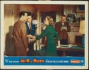 Alfred Hitchcock's Dial M for Murder, 1954, Lobby Card group