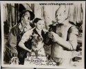 Ray Bolger Autographed Vintage Signed Wizard of OZ Photo