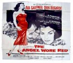 The Angel Wore Red, 1960, Ava Gardner and Dirk Bogarde, Six Shee