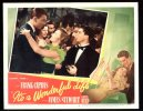 It's a Wonderful Life, James Stewart Lobby Card movie posters 5