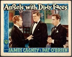Angels with Dirty Faces Vintage Lobby Card Movie Poster Bogart