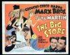 "Marx Brothers ""The Big Store"", Title Card 1941"