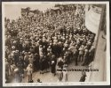 Jack Dempsey vs Gene Tunney Vintage Photo 1927 Jack weigh crowd